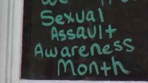 CODA Begins Sexual Assault Awareness Month Events [Video]