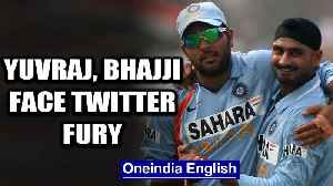 Yuvraj Singh and Harbhajan donate to Afridi's foundation, slammed on Twitter | Oneindia News [Video]