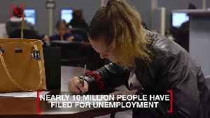 Unemployment Rate Could Pass the Great Depression's Rate [Video]