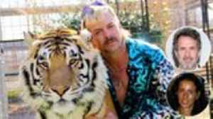 'Tiger King' Directors on Who They Hope Plays Joe Exotic in Movie | THR News [Video]