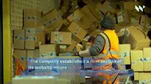 Amazon Blocks Sale of N95 Masks to Public [Video]