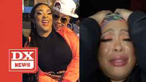 Da Brat Explains Why She Kept Her Relationship With Jessica Dupart Quiet [Video]