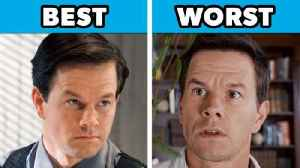 Top 10 Best and Worst Mark Wahlberg Movies [Video]