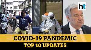 Coronavirus | Dharavi death; PM-CM meet; chewing gum ban: Top 10 updates [Video]