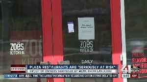 Plaza restaurants find no relief from landlords amid COVID-19 [Video]