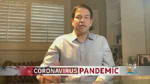 Coronavirus Interview: Sen. Marco Rubio On Florida's Coronavirus Response [Video]