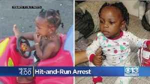 Stockton Hit-And-Run Arrest [Video]