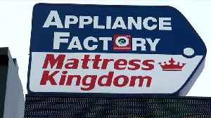 Appliance Factory in Denver refuses to close its doors despite being labeled as 'non-essential' business [Video]