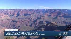 Grand Canyon shut down amid coronavirus [Video]