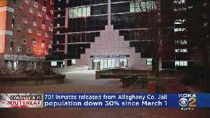 Allegheny County Jail Population Decreasing [Video]