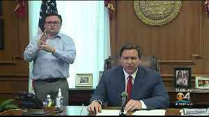 Gov. Ron DeSantis Finally Orders Statewide Stay-At-Home Measure [Video]