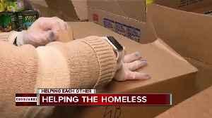 Metro Detroit nonprofit helping the homeless amid coronavirus outbreak [Video]