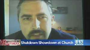 Shutdown Showdown At Church [Video]