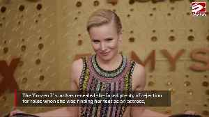 Kristen Bell: People told me I wasn't pretty enough to be an actress [Video]