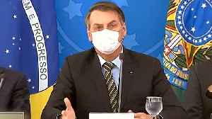 Deny and defy: Bolsonaro's approach to the coronavirus in Brazil [Video]