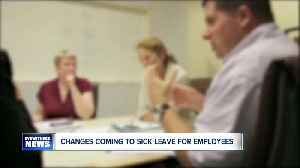 Changes coming Thursday to employee time off [Video]