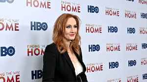 J.K. Rowling launches digital hub for children, 'Harry Potter at Home' [Video]