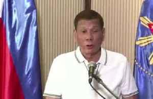 'Shoot them dead:' Philippine leader on lockdown violators [Video]