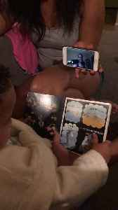 Uncle Reads Bedtime Story to Toddler Over Video Call During Coronavirus Lockdown [Video]