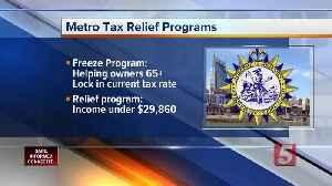 Metro Trustee's Office extends tax relief program deadlines