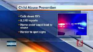 Governor urges Tennesseans to report suspected child abuse, neglect during COVID-19 crisis [Video]