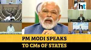 PM Modi holds meeting with CMs of all states: All the key details [Video]