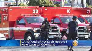 LAPD, LAFD Report Additional Coronavirus Cases [Video]