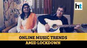 Watch: How online music sessions can help you beat lockdown blues [Video]