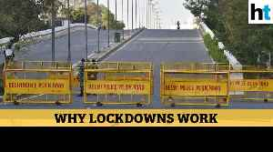 How lockdowns help fight the coronavirus crisis [Video]