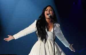 Demi Lovato's celebrity FaceTime group chat [Video]