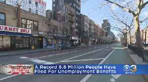 Record 6.6 Million People Have Filed For Unemployment Benefits [Video]