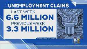 Illinois Unemployment Claims Surge To Over 178,000, For Week Of March 23 [Video]