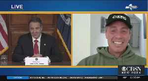 Coronavirus Update: Gov. Andrew Cuomo, Journalist Chris Cuomo Share Some Brotherly Love In Daily Briefing [Video]