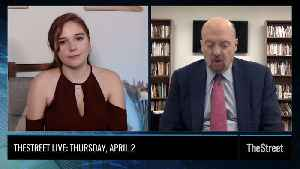 Jim Cramer Weighs In on Oil, the U.S. Government and Jobless Claims [Video]