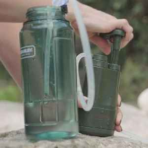 This is the ultimate portable water filter pump [Video]