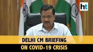 '219 COVID-19 cases in Delhi, death toll 4': Arvind Kejriwal [Video]