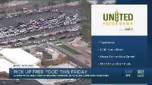 United Food Bank to host Help Yourself distribution Friday [Video]