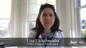 Don't Block News, Get More Granular: IAS' Utzschneider [Video]