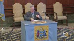Philadelphia Mayor Jim Kenney Signs $85 Million Emergency Budget [Video]