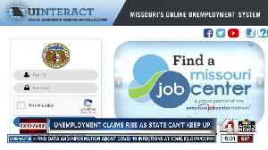 MO to make improvements on unemployment site [Video]