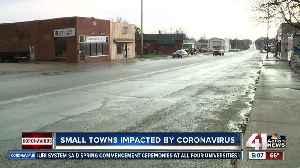 Rural communities feeling impacts of coronavirus outbreak [Video]