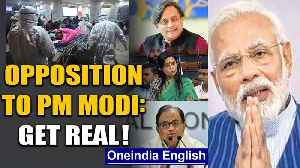 Opposition corners PM Modi over call to light candles, accuses of empty symbolism | Oneindia News [Video]