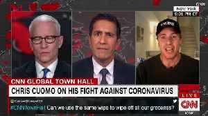 CNN Anchor, Chris Cuomo Loses 13 Pounds Following Coronavirus Diagnosis [Video]
