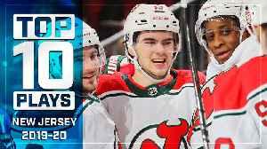 Top 10 Devils Plays ... Thus Far [Video]