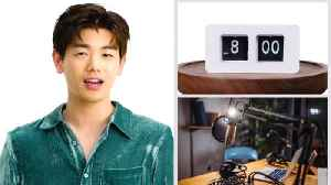 Everything K-pop Star Eric Nam Does In a Day [Video]