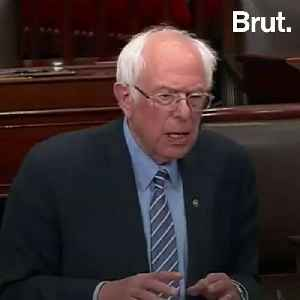 Bernie Sanders outraged over coronavirus relief bill pushback [Video]