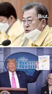 U.S. vs. South Korea on COVID-19 pandemic [Video]