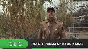 Tiger King: Murder, Mayhem and Madness: TV Review [Video]