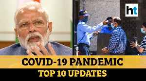 Covid-19 | PM Modi to address India; 960 Tablighi Jamaatis blacklisted: Top updates [Video]