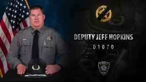 El Paso County sheriff's deputy dies of COVID-19 [Video]